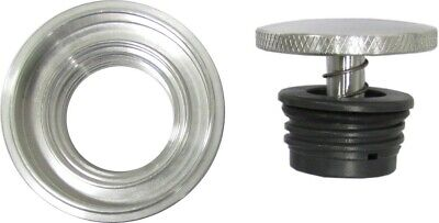 Petrol Cap Pop Up Assembly with weld in Aluminum bung (Each)