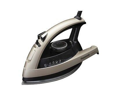 Panasonic NI-W810CS 360 Quick Multi-Directional Steam/Dry Iron/Ceramic Soleplate