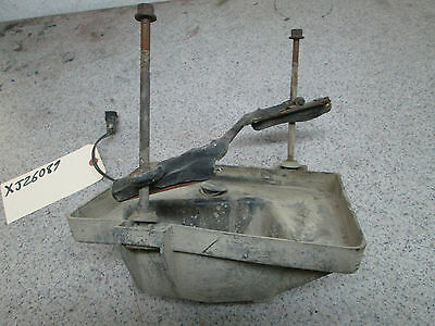94-01 Jeep Cherokee Battery Tray Complete W/hold Down Anchor (Xj)