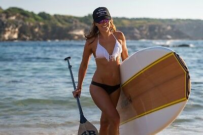 """New 10'6"""" Stand Up Paddle Board from Ben Buckler Boards"""