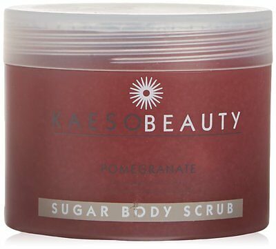 Kaeso Beauty Pomegranate Sugar Body Scrub 450ml