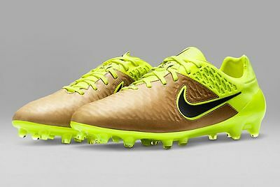 551026095ff2 NIKE Magista Opus Leather FG Men s Soccer Cleats Style 768890-707 MSRP  228