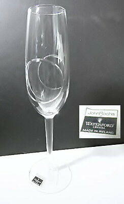 Waterford Crystal John Rocha CIRCA Champagne Flute(s) NEW with Tags, Ireland