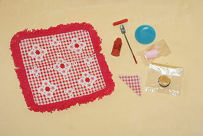 Vintage Skipper Country Picnic Accessories Some NRFP (1966) #1933