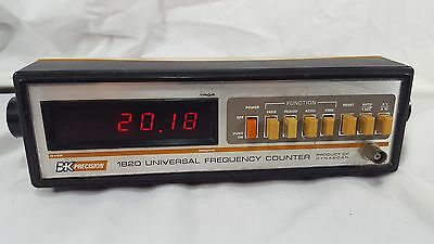 Bk Precision 1820 6 Digit Universal Frequency Counter