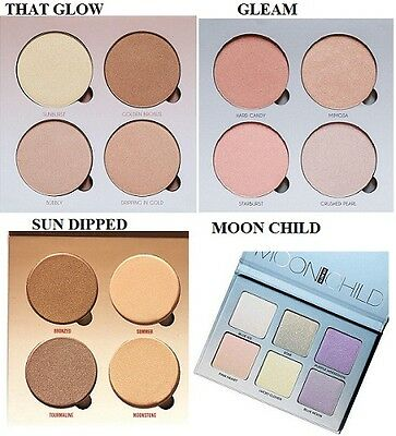 Anastasia Beverly Hills Glow Kit,Gleam,That glow&Sun Dipped Palette Highlighter