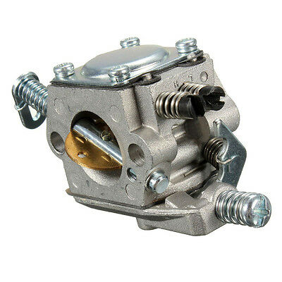 Carb Carburetor For STIHL 025 023 021 MS250 Chainsaw Walbro Replace Silver ED