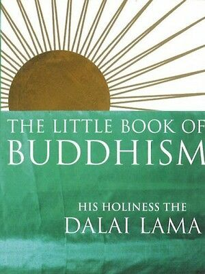The Little Book Of Buddhism - Dalai Lama |PAPERBACK | BESTSELLER | FAST DELIVERY