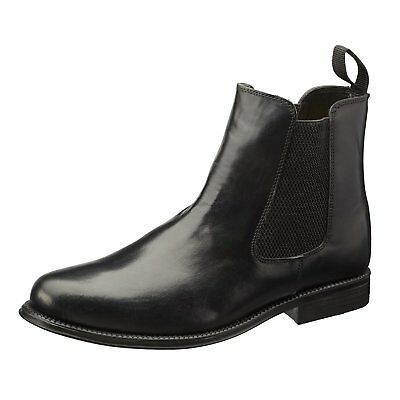 Red Tape Men's Stockwood Leather Chelsea Boots - LAST ONE - 8UK