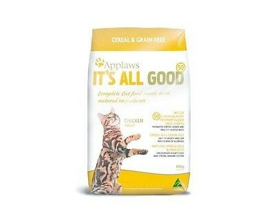Applaws Cat Chicken Adult 800G Dry 50% Meat