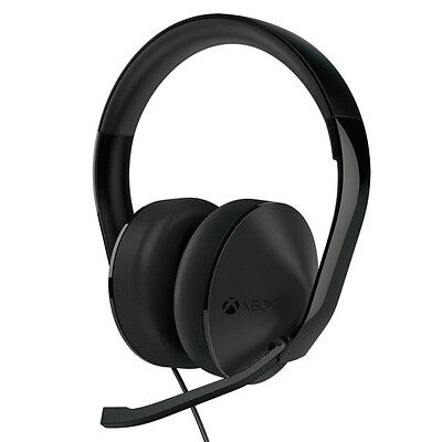 Microsoft Xbox One Stereo Headset with Headset Adapter S4V-00005