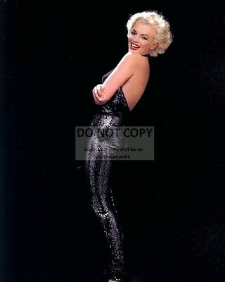 Marilyn Monroe Iconic Sex-Symbol And Actress - 8X10 Publicity Photo (Az231)