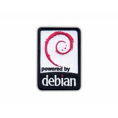 Powered by Debian PATCH/BADGE