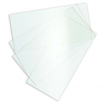 Bossweld CR 39 Cover Lens 51 x 108mm Clear - 1 Each - 700035