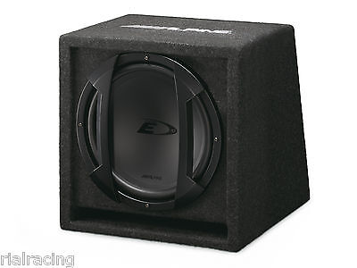 Alpine Sbe-1044Br Subwoofer (500W) Max (150W) Rms