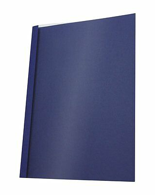 Pavo Thermal Binding Covers A4 1.5 MM Pack of 25 Sheets 1-10 Blue