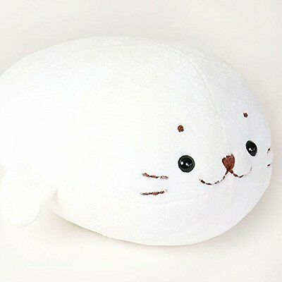 Shirotan Soft Plush Doll Pillow 55cm 86008049 from Japan New