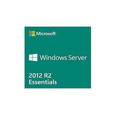 Microsoft Windows Server 2012 R2 Essentials (64-bit) - OEM