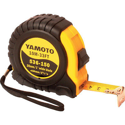 Yamoto 10M/33' Locking Tape Rule