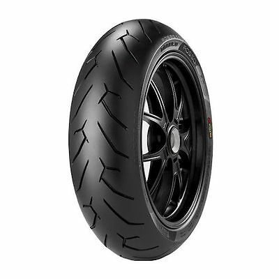 Pirelli Diablo Rosso II (2) Rear Motorcycle Tyre 190 50 ZR 17 73W NEW