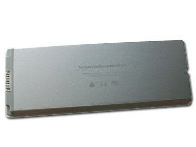 """5600mAh New Battery for Apple 13"""" Macbook A1185 A1181 White"""