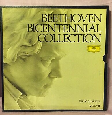 VOL. VII. Beethoven Bicentennial Collection 1974