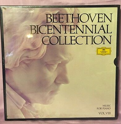 VOL. VIII Beethoven Bicentennial Collection