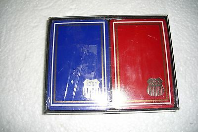 Union Pacific Railroad Playing Cards Unopened