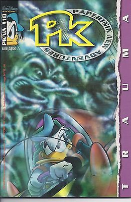 Disney    PKNA  Paperinik New Adventures  OTTIMO+   n. #  10