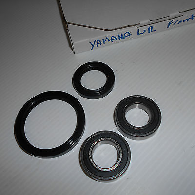 Yamaha Wr250/400/426/450F Front Wheel Bearing & Seals