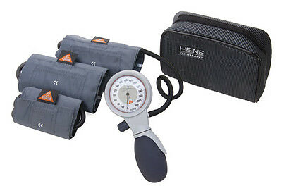 HEINE GAMMA G5 Sphygmomanometer Practice kit with child, adult and small adult