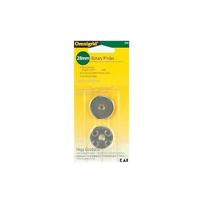 Dritz 84049 Omnigrid Rotary Blade Refill-28mm. Free Shipping