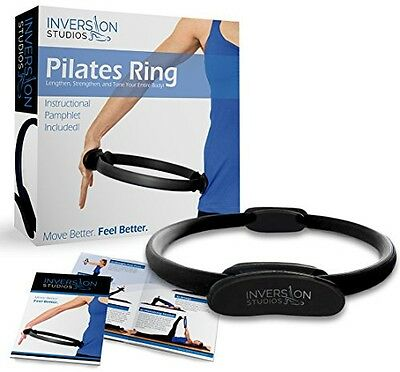 Inversion Studios Pilates Ring - Best Magic Circle for Resistance Toning in