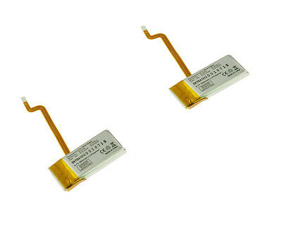 2X 850 mAh Replacement battery for ipod classic 5g 5th gen generation 30GB A1238