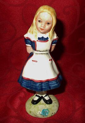 "Beswick Alice In Wonderland ""ALICE"" Collectable Figurine MINT"