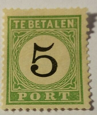 Curacao   Scott#j-2  Cat Value At $3.00 Used  ....worldwide Stamps
