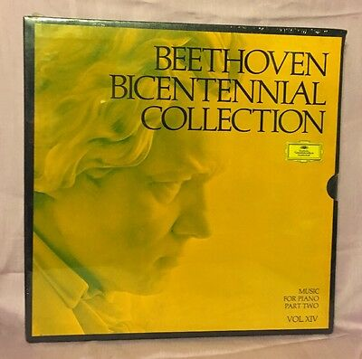 In new condition Beethoven Bicentennial Collection Vol. XIV
