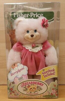 Fisher Price Briarberry Berrylynn #74367 Year 1998