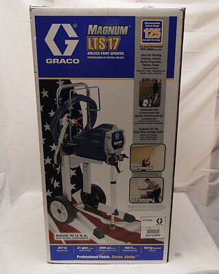 Graco Magnum LTS 17 Airless Paint Sprayer---** NEW IN BOX**