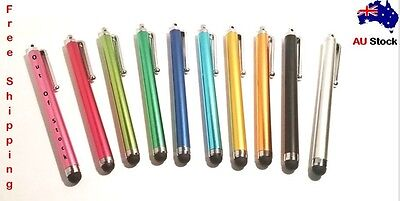 Premium Capacitive Touch Screen Universal Stylus Pens For Samsung, Iphone & Ipad