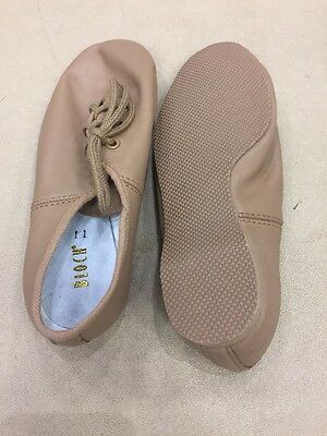 FINAL SALE ENDS 24 FEB 2018 // Brand New Bloch Jazzlite Jazz Shoe Full Sole