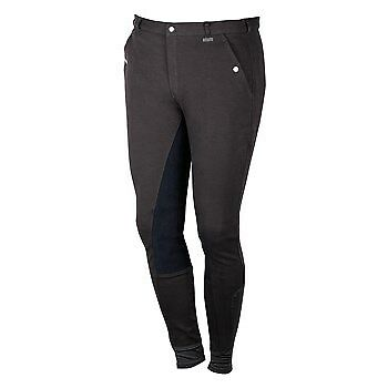 Breeches Beijing II Plus men DARK GREY/NAVY - by Harry's Horse 26000292- RRP ...