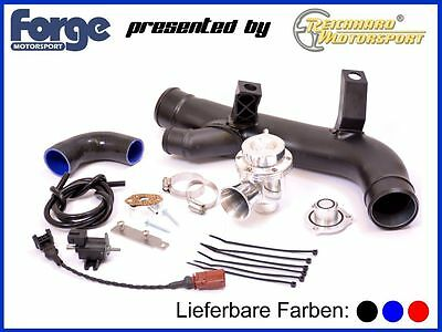 FORGE Blow Pop Off Ventil Kit XL VW Golf 6 GTi 1K 2,0l TSi 211PS