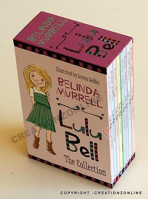 Lulu Bell 8 Books The Collection Series Box Set by Belinda Murrell