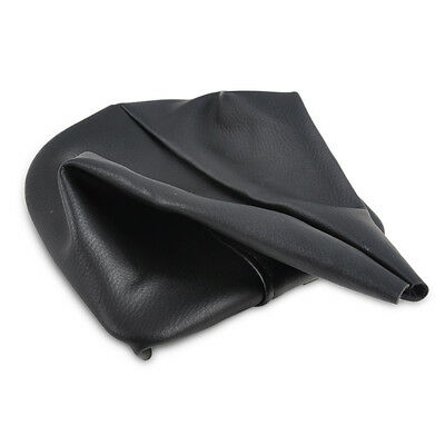 For 2001-2008 PEUGEOT 307 New Black PU Leather Gear Cover Gaiter