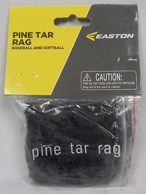 NEW Lot of 2 Easton Pine Tar Rags Baseball Softball