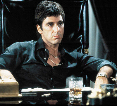 Al Pacino UNSIGNED photo - F290 - Scarface