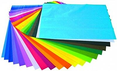 Spectra High Quality Paper Bleeding Tissue Assorted Colours 50 X 76 Cm 20-Pieces