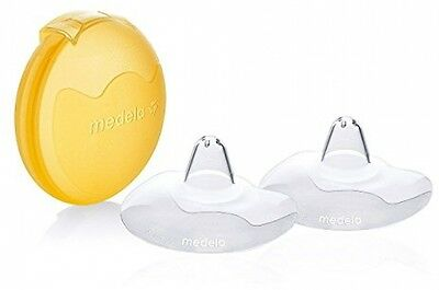 Medela Contact Nipple Shields With Case Small 16 Mm | FAST DELIVERY