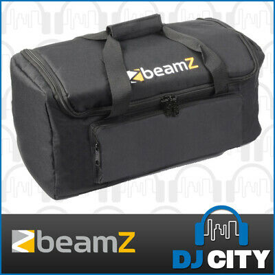 Beamz AC-120 Lighting Effect Carry Bag DJ Equipment 2 Compartment Soft Case